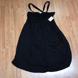 Jessica Simpson Maternity Black Dress